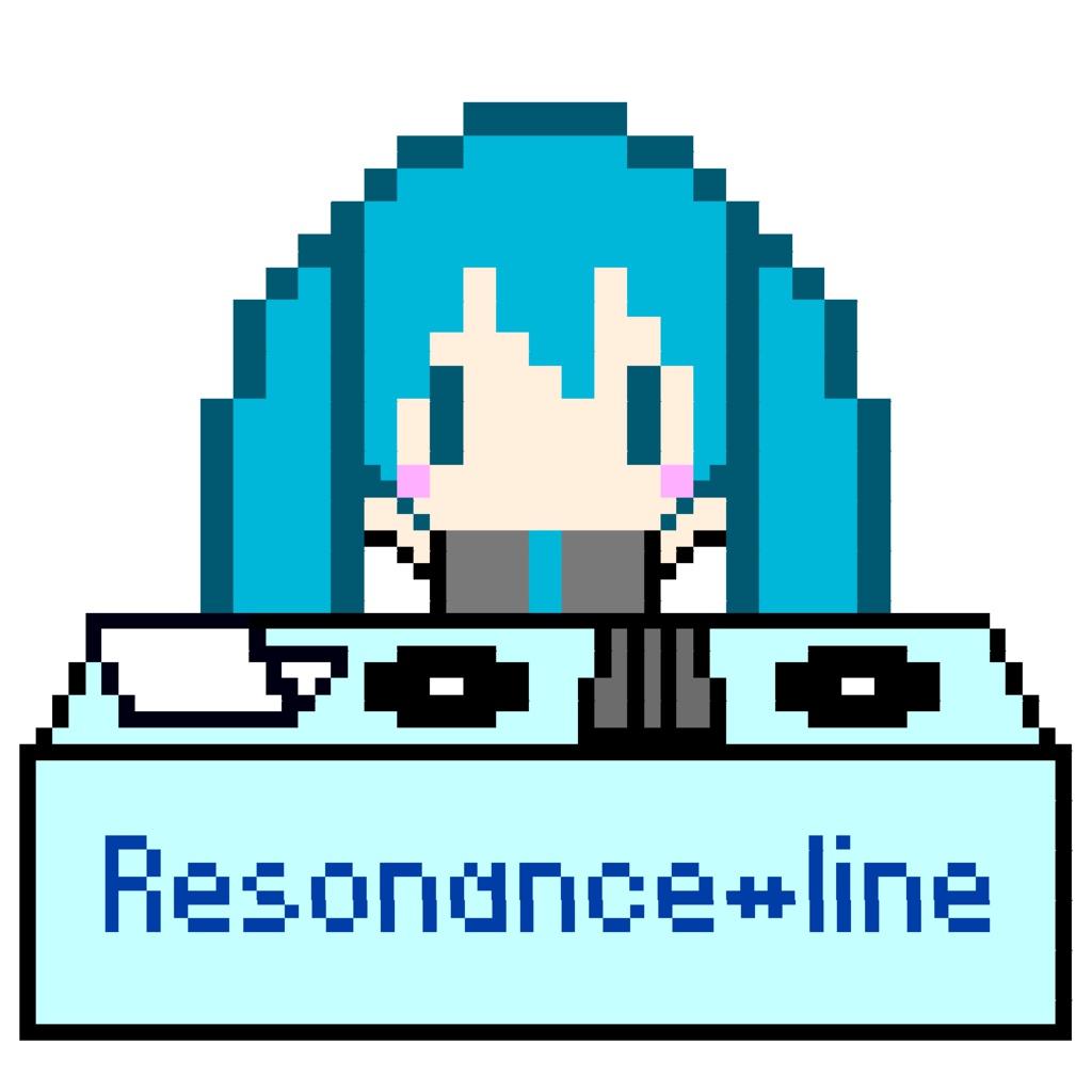 Resonance↔line