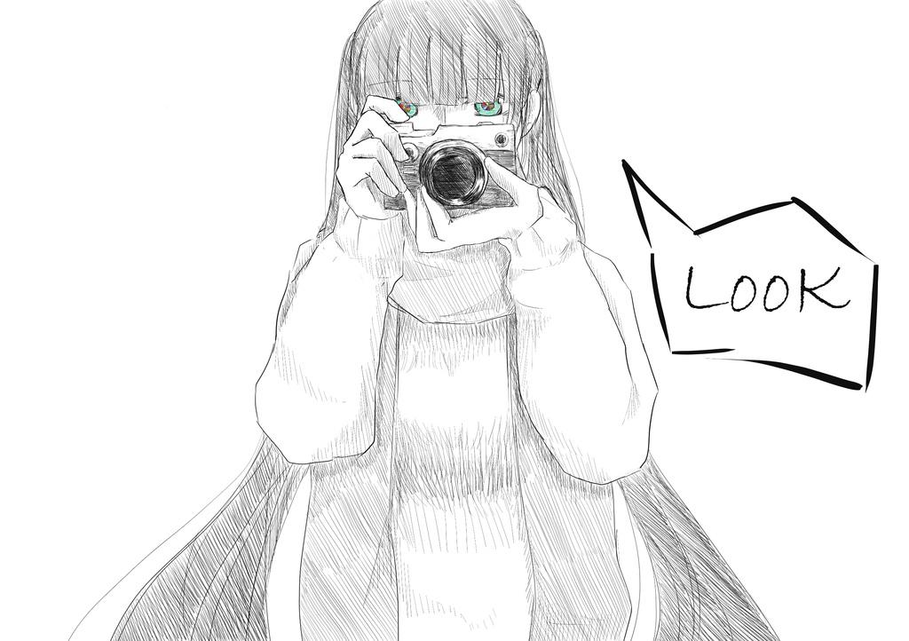 イラスト本「LooK」