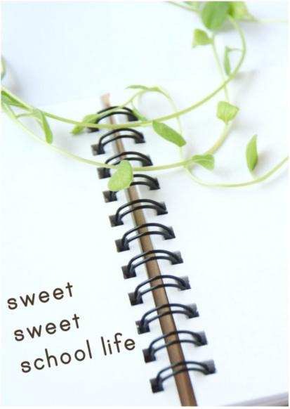 sweet sweet school life