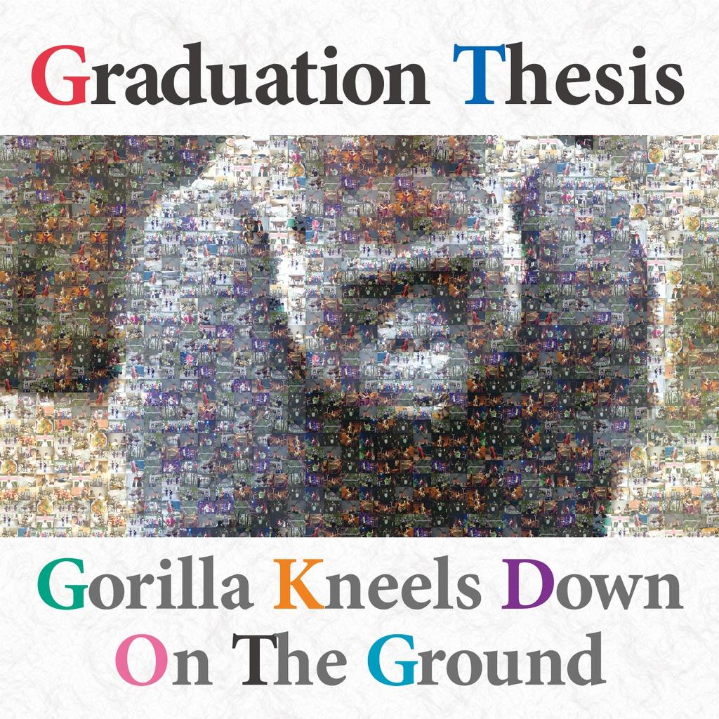 Graduation Thesis 予稿集(歌詞カード)