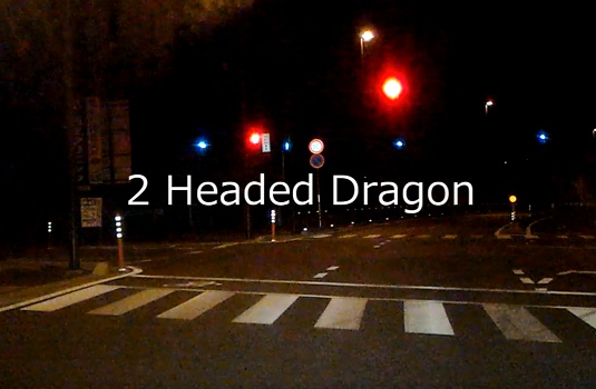 2 Headed Dragon - MP320版