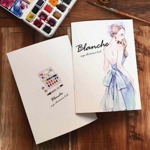 イラスト集【Blanche】