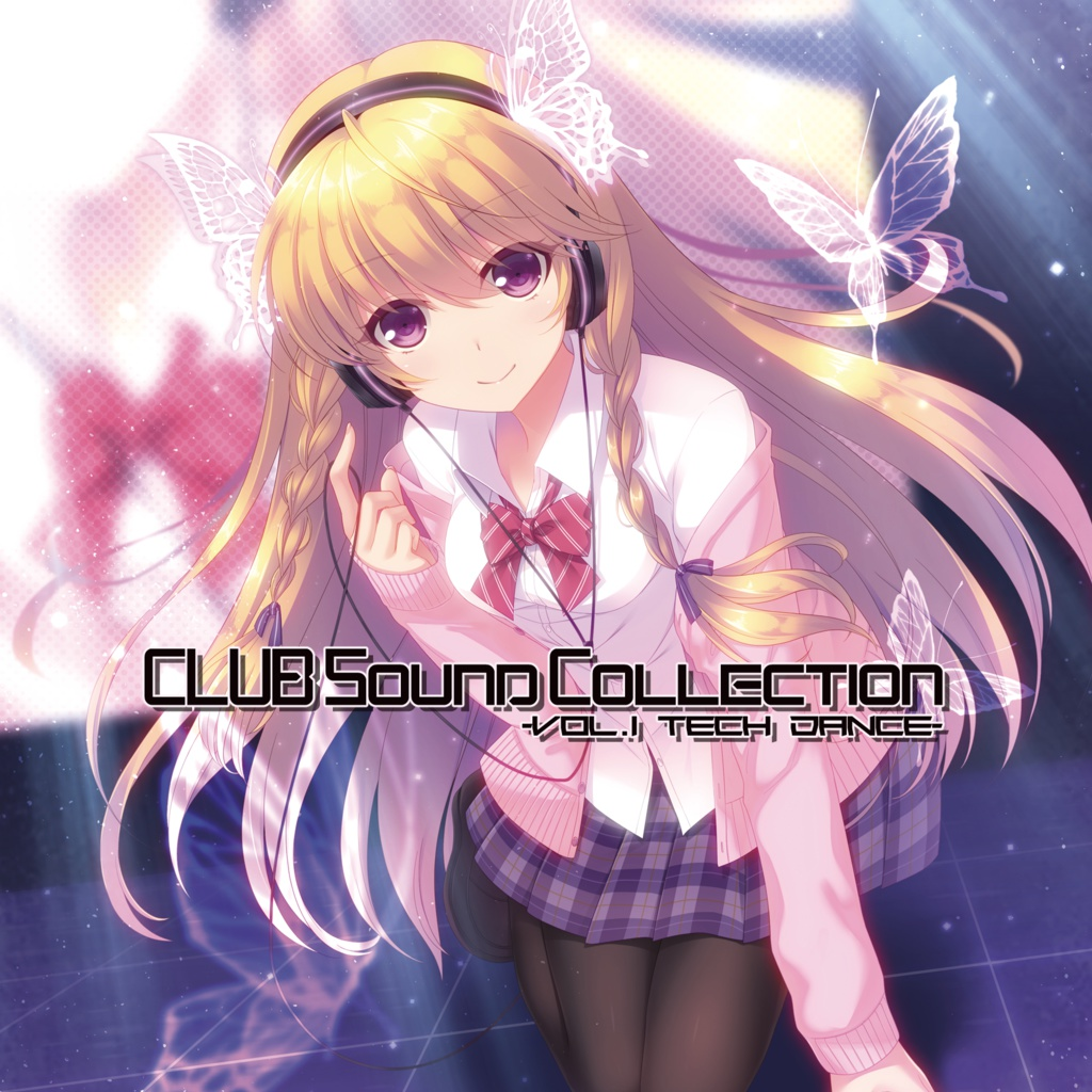 CLUB Sound Collection -vol.1 TECH DANCE-