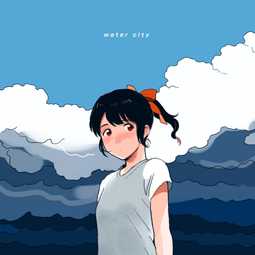 "1st Album ""water city"""