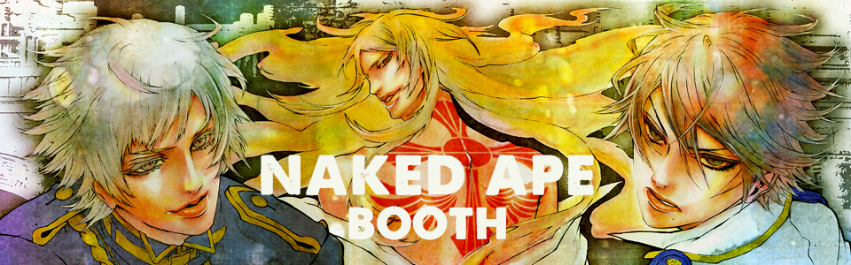 NAKED APE BOOTH