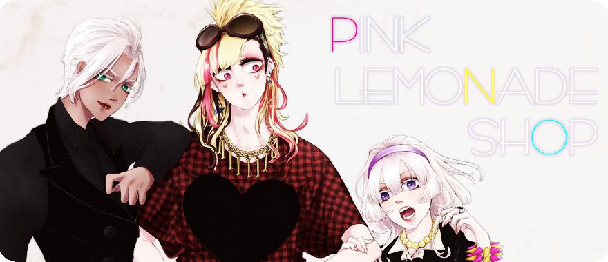 PINK・Lemonade SHOP