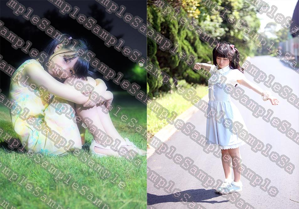 ブロマイド02【花園まゆ】