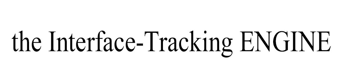 Interface-Tracking ENGINE