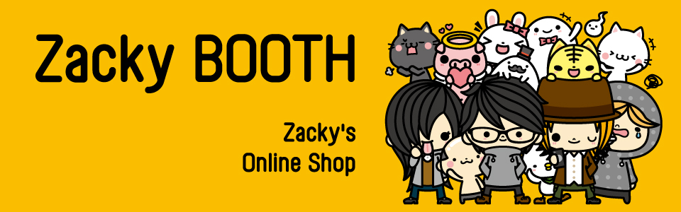 zacky BOOTH