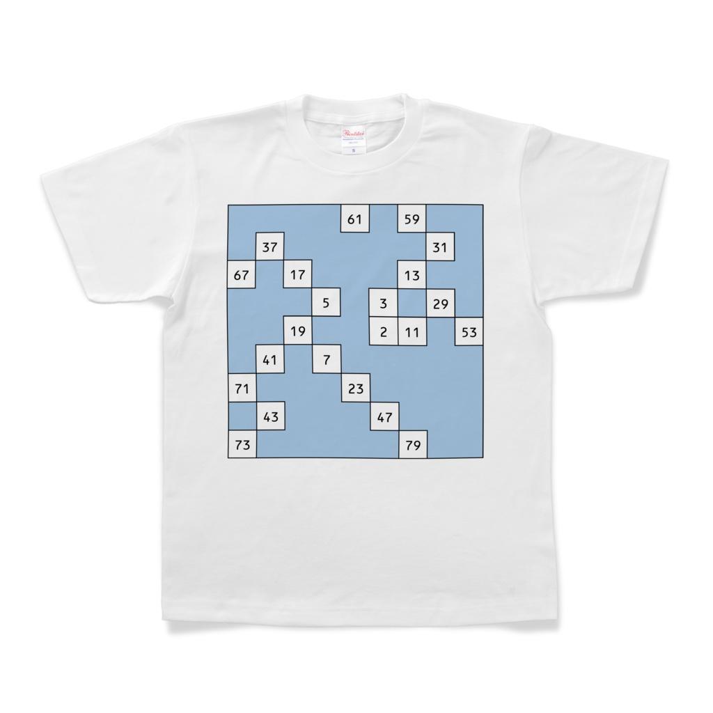ラウムの螺旋 Tシャツ (試作品)