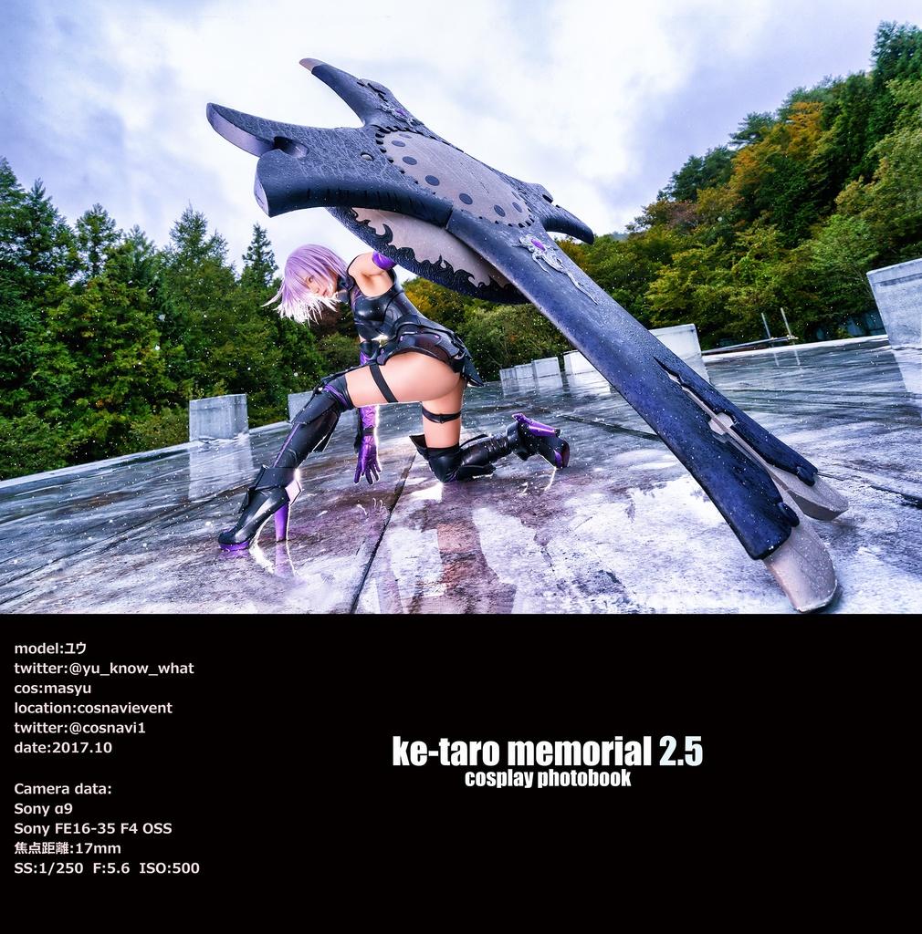 ke-taro memorial2.5 C93