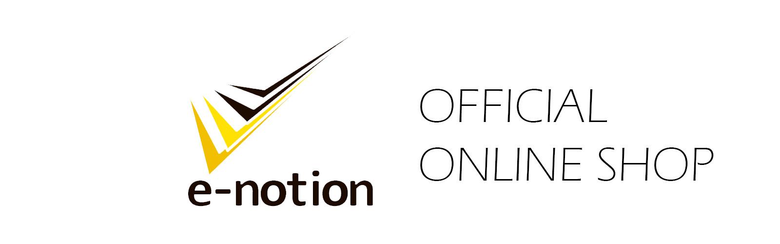e-notion 公式オンラインショップ