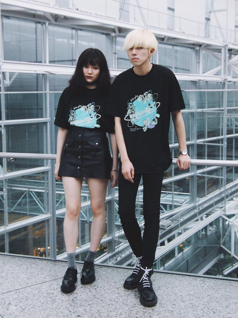 Tシャツ(gravity0)