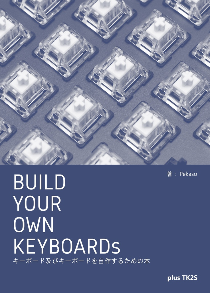 BUILD YOUR OWN KEYBOARDs