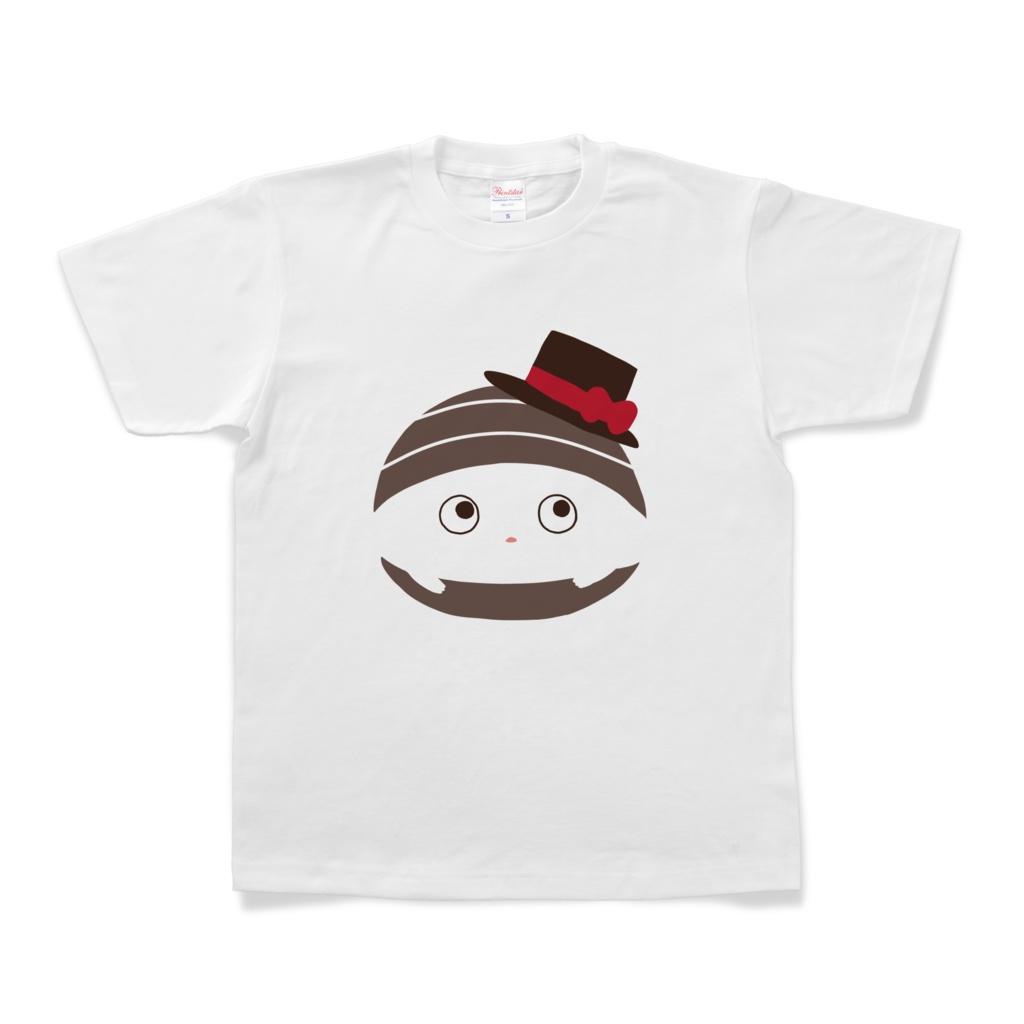 ひきこもれ!シジミマン よそいきTシャツ