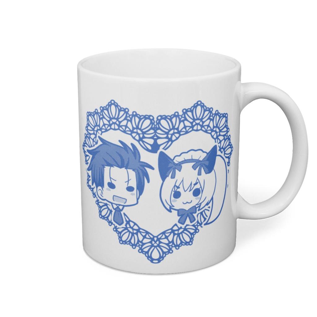 おかまゆマグカップ