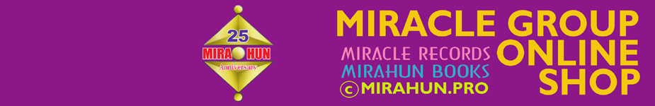 ■MIRACLE GROUP ONLINE-SHOP■
