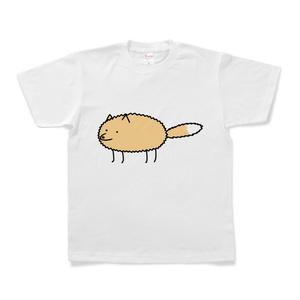 狐Tシャツ