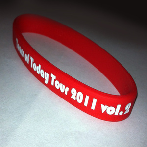 '11TOUR vol.2 Wristband