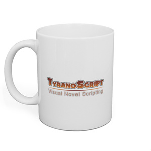 ティラノスクリプト マグカップ