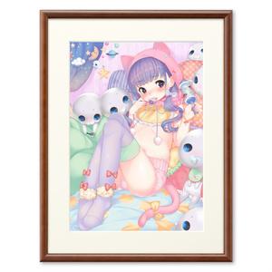 複製画(プリモアート) 「Lolita」
