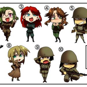 軍人少女ラミカ