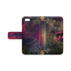 手帳型「ネクロノミコン」iPhoneケース