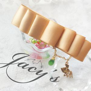 【バレッタ】御伽噺バレッタ*Fairy【Jacy's】