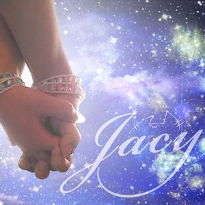 【ブレスレット】8mmキャッツアイ*2連ブレスレット-織姫-【Jacy's】