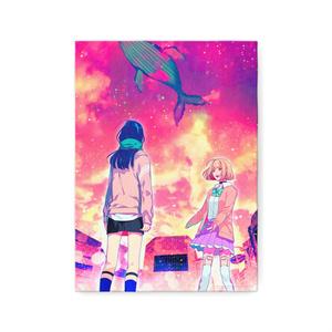 秋赤音ノベル挿絵 複製画(1st/A4サイズ)