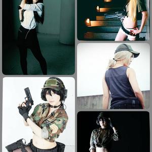 My favorite Gun+Girl