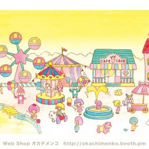 Nostalgic My Town(ホログラム仕様)