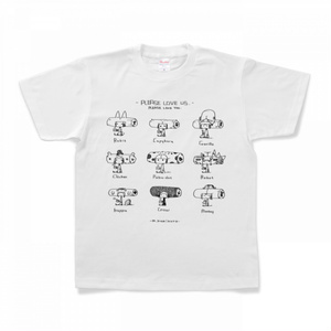Tシャツ[9-characters]