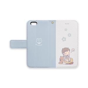 ★手帳型iPhoneケース~男の子~