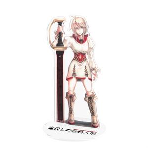 「竜殺しの自動人形」アクリルフィギュア