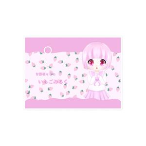 ピンクちゃんglo用ステッカー