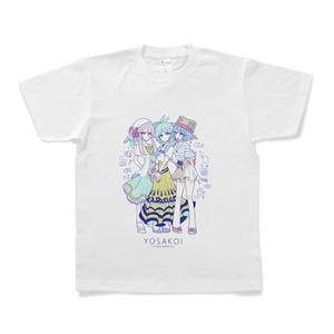 よさこいSummerTシャツ