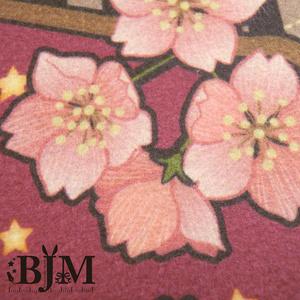 ハンドタオル桜
