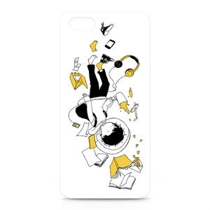 ZZZ iPhoneケース(ホワイト)