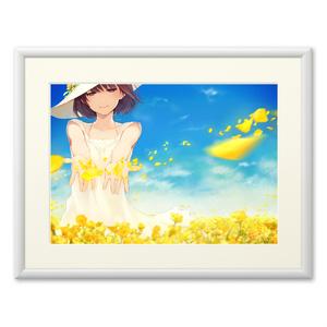 『flower』(複製画)