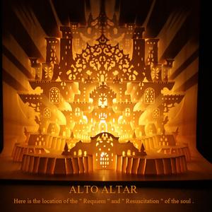 【細密ポップアップカード】 アルトの祭壇