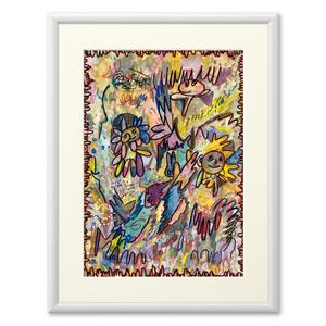 ユウジヒガ作品45『複製画』