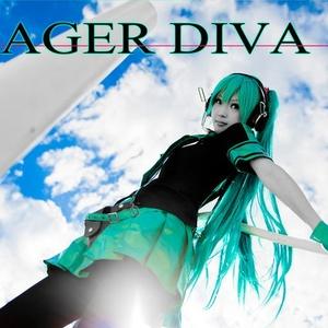 【C79頒布】EAGER DIVA