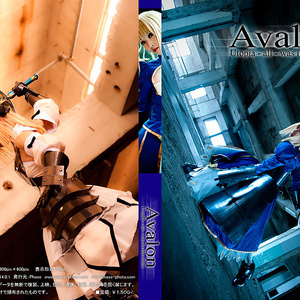 【C82頒布】Avalon ; Utopia - all - was in the olden