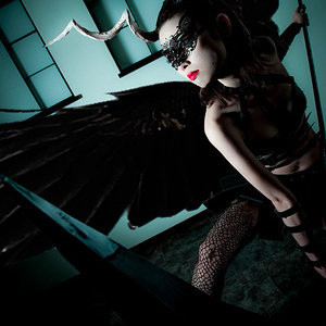 【C83頒布】Frosty Flame Raven Shadow