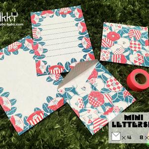 mini letter set