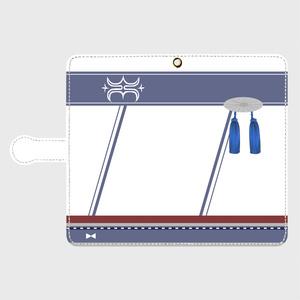 (Android用)神威改モチーフ手帳型スマホケース