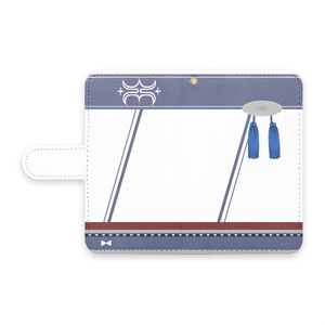 [Android用]神威改モチーフ手帳型スマホケース