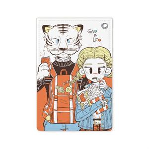 パスケース【GAO&LEO】