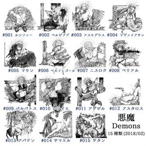 Post card(モノクロ)/43種各バラ売り